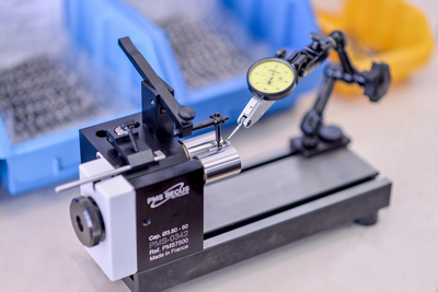 NEW - CONCENTRICITY MEASURING DEVICES